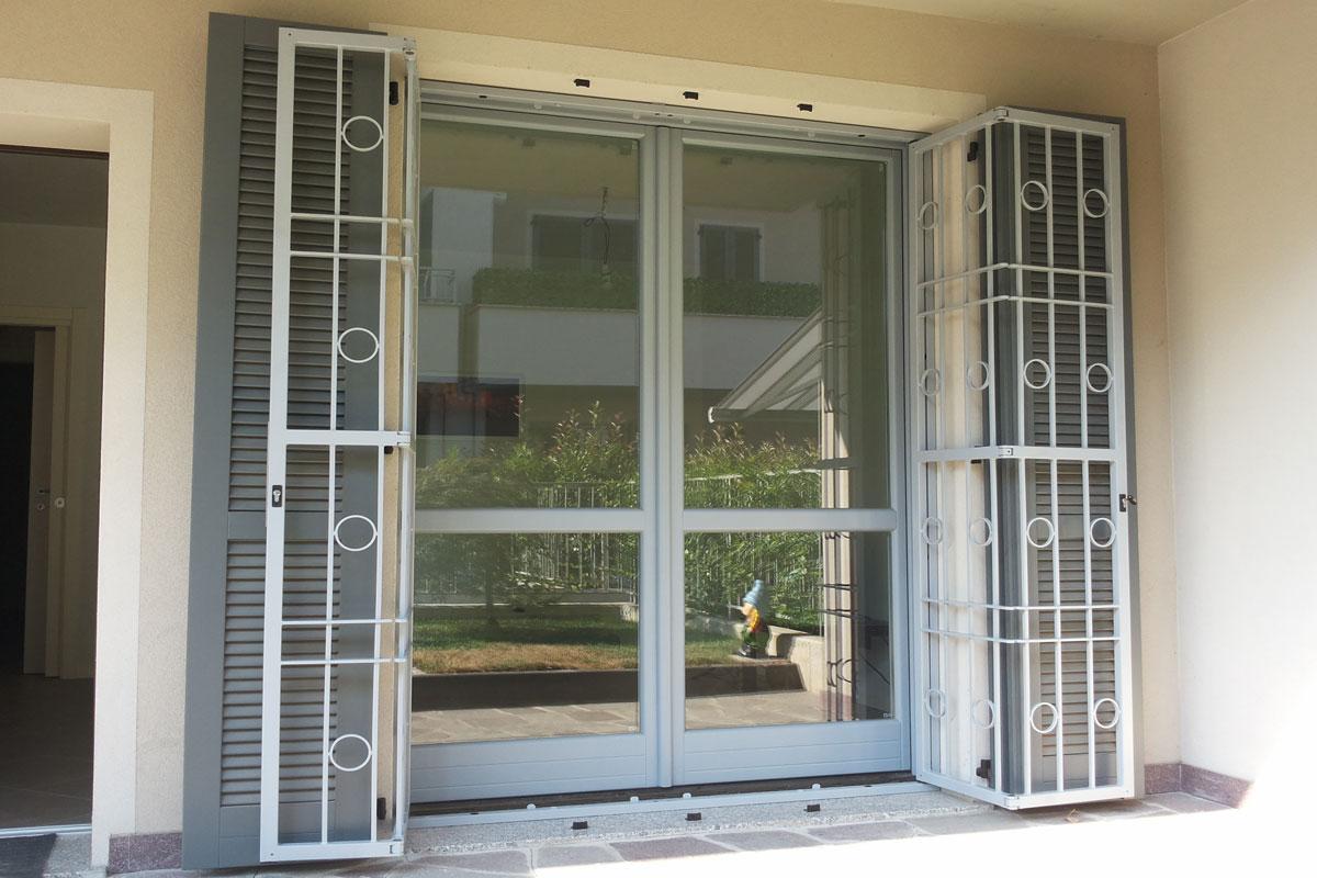 Sicurezza door system - Cancelli per porte finestre ...